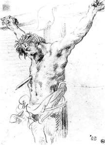 By Delacroix - Nailed with a spear