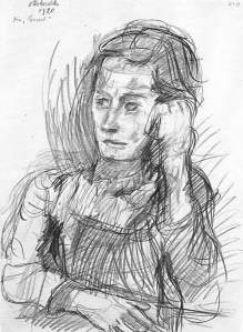By Kokoschka - Unknown title