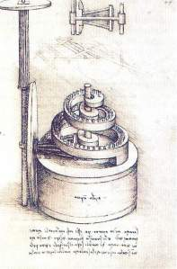 By Da Vinci - A device (Codice Leonardesco)
