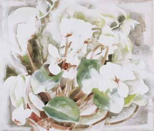 By Demuth, C. - Study of a flowerpot