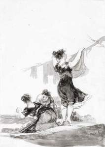 By Goya - Laundry women