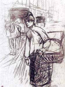 By Toulouse-Lautrec - Unknown title