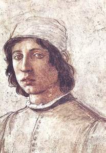 By Lippi, F. - The artist seen by himself