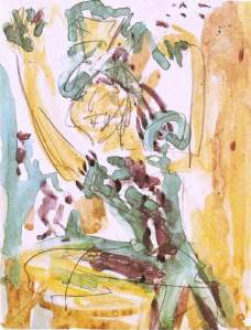 By Kirchner - Cabaret singer
