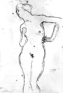 By Klimt - Nude