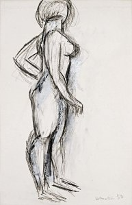 By Matisse - Standing woman