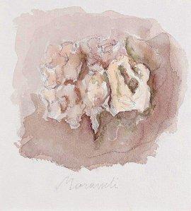 By Morandi, Giorgio - A nosegay