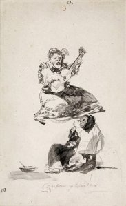 By Goya - Cantar y bailar. Sing and dance