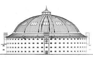 By Metzelaar, J.F. - Arnhem's prison. Cellulaire gevangenis. Netherlands