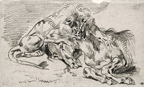 By Delacroix -Unknown title